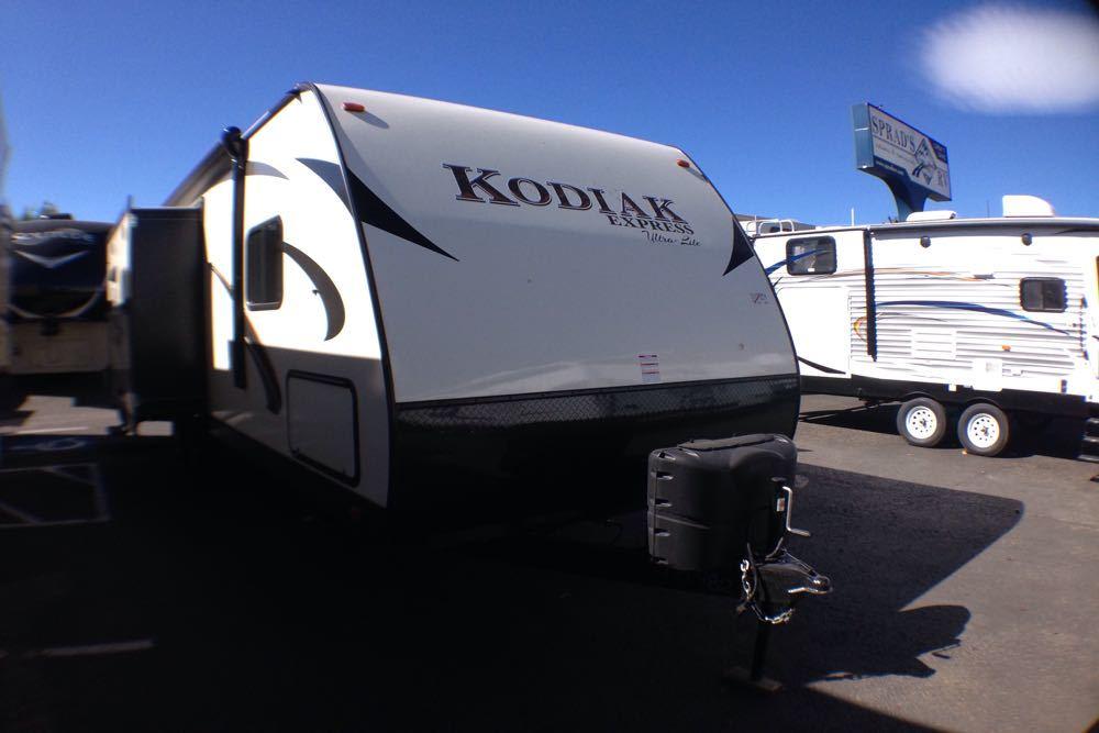 2017 Kodiak 253RBSL