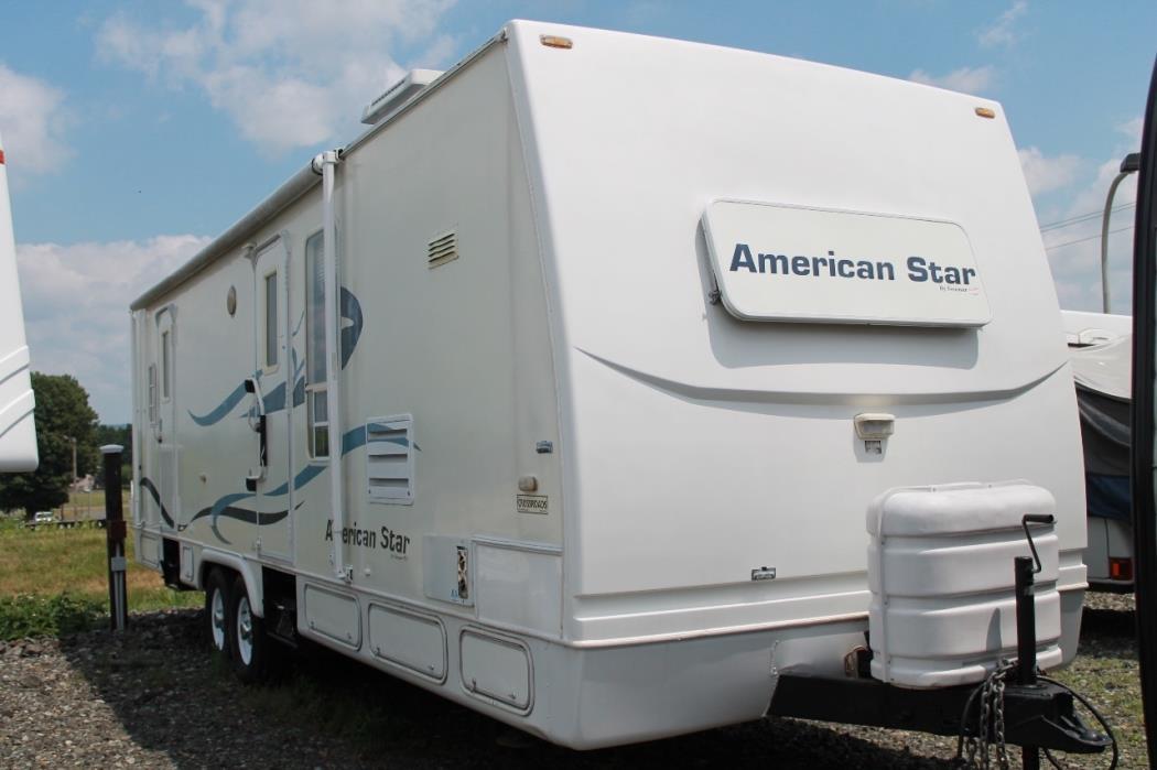 2002 Newmar American Star 32FKWB