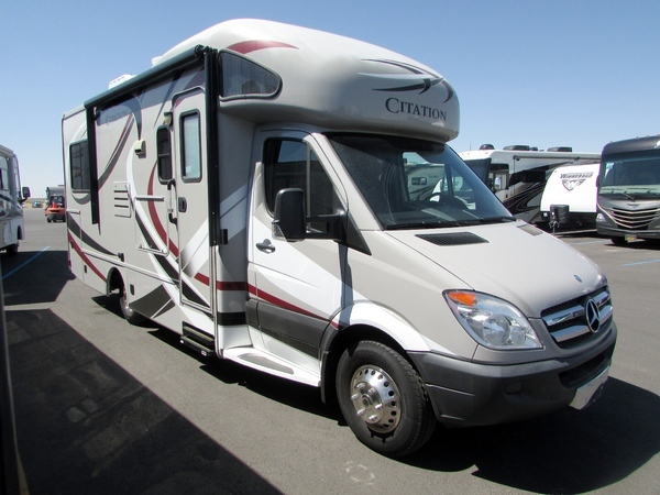 Thor motor coach citation rvs for sale in new mexico for Thor motor coach citation