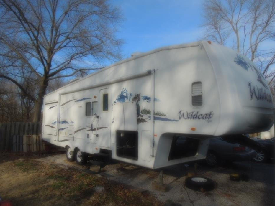 2007 Forest River Wildcat 32qbbs Rvs For Sale