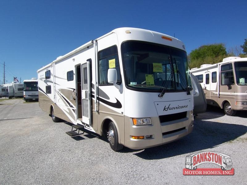 2007 Four Winds Rv Hurricane 34B