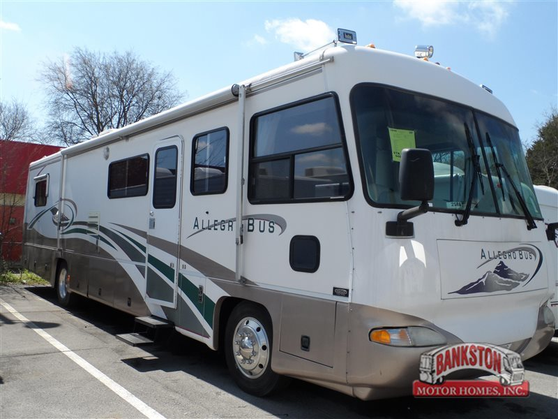 Tiffin Motorhomes Allegro Bus 39 Rvs For Sale In Tennessee