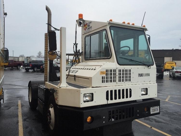 2012 Ottawa Yt30 Yard Spotter Truck
