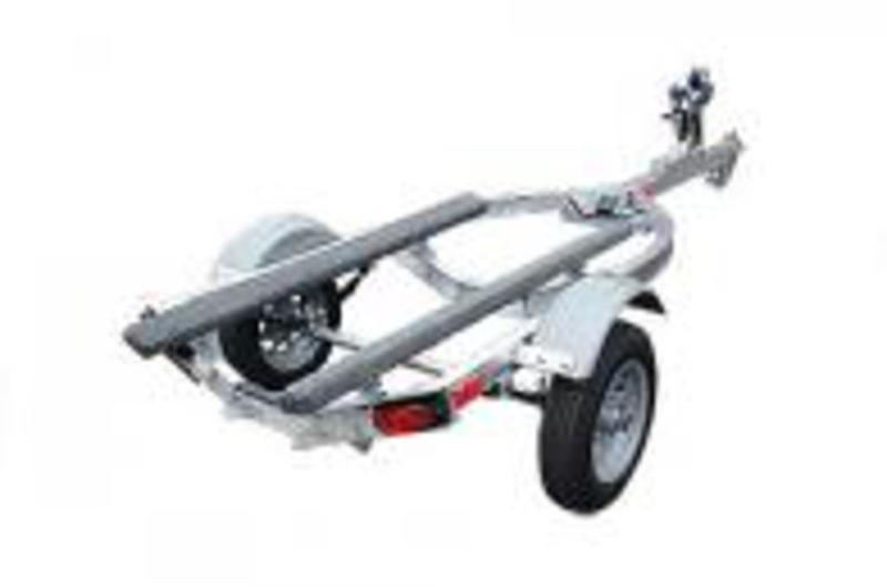 2011 Triton Trailers XT10-10 2-Place Snowmobile