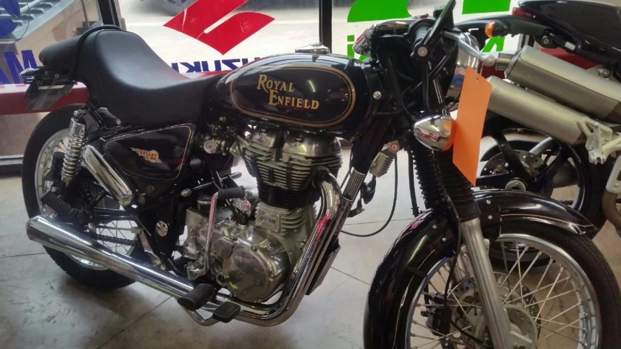 2014 Royal Enfield BULLET C5 CLASSIC