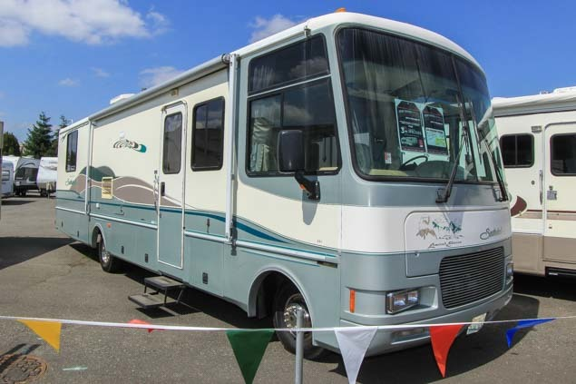 1998 Fleetwood Southwind Rvs For Sale