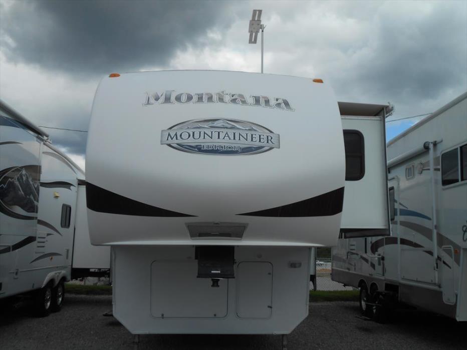 2010 Keystone Montana Mountaineer 326RLT