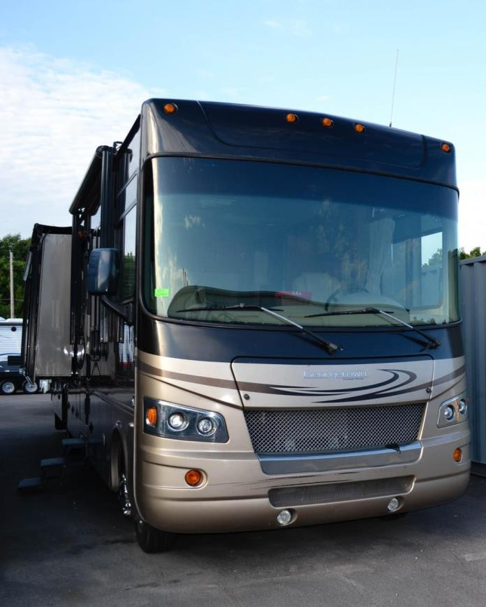 2010 Forest River Georgetown 373