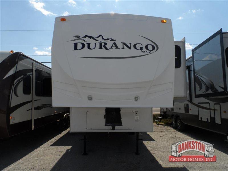 2010 Kz Durango D325SB