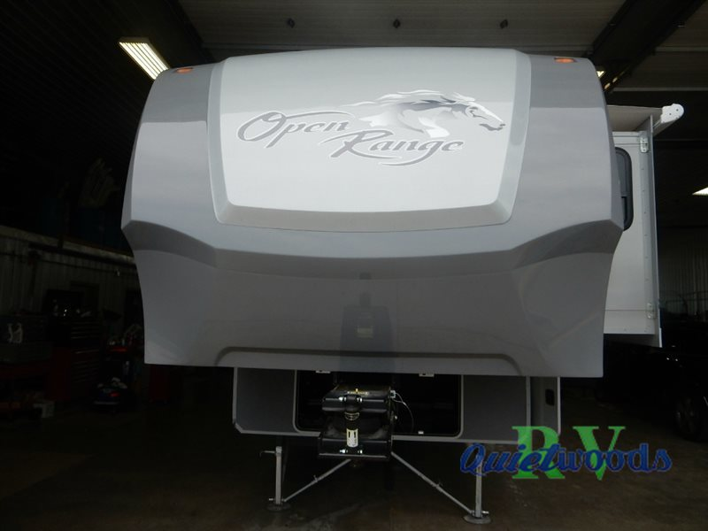 2012 Open Range Rv Open Range RV 345RLS