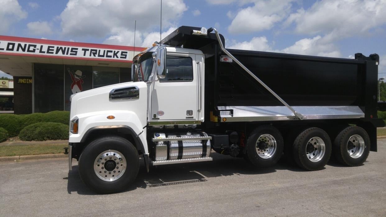 Dump Truck For Sale In Alabama 1961 Ford 2017 Western Star 4700