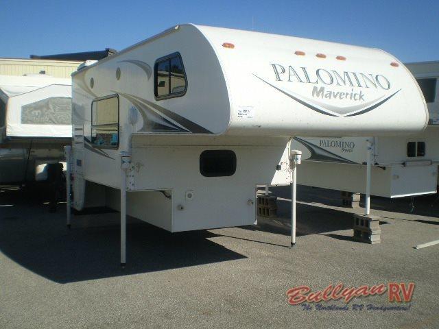2011 Palomino Maverick M-8801