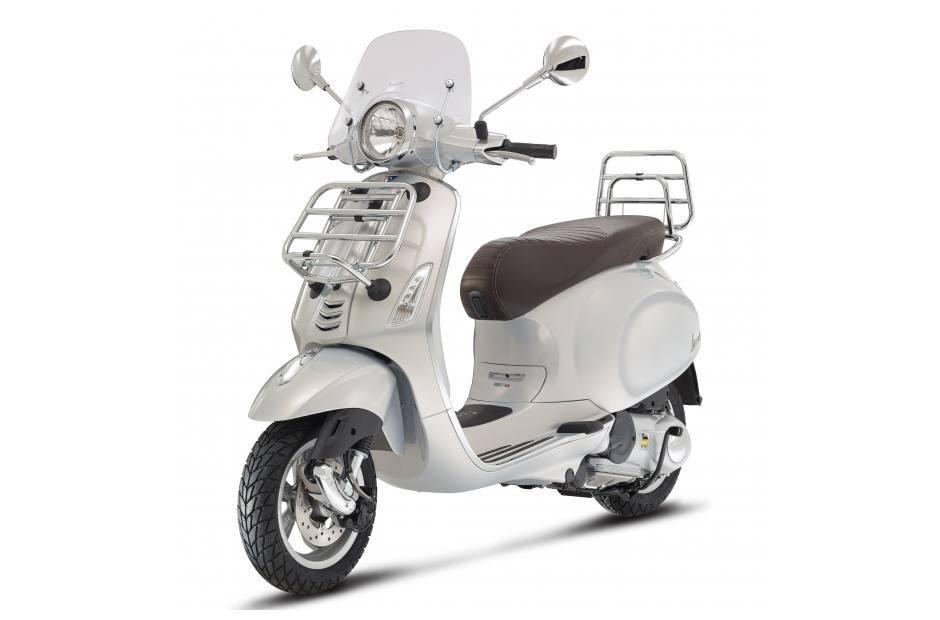 2016 Vespa LXV 150