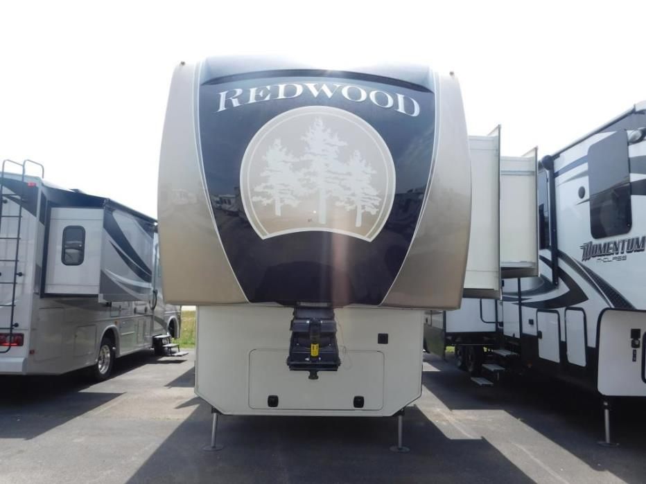 2016 Redwood Rv Redwood 38RL