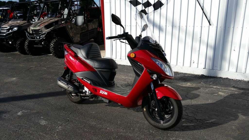 2013 SYM RV 200 EVO