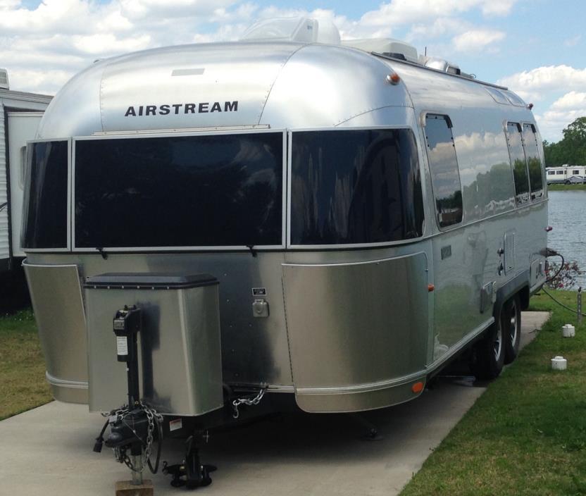 2012 Airstream Eddie Bauer