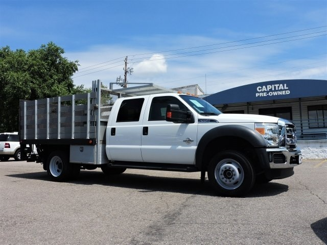 2013 Ford F-550sd  Extended Cab