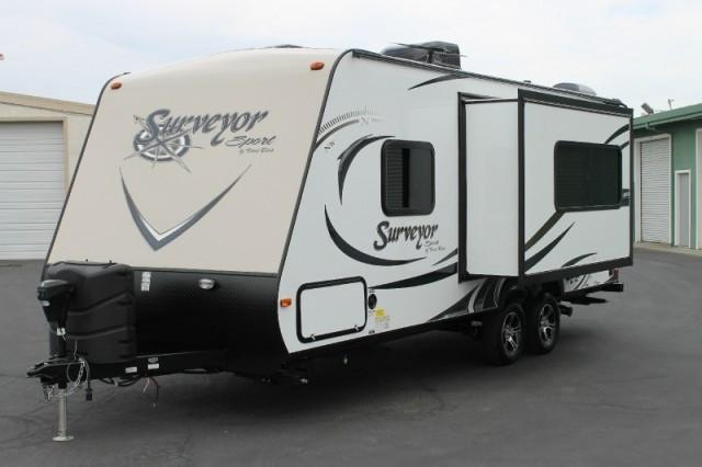 2014 Forest River Surveyor Sport 240