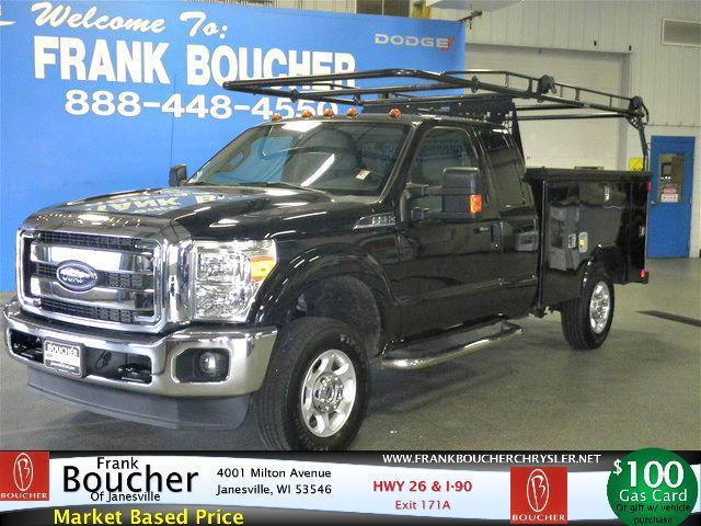 2013 Ford F-250  Contractor Truck