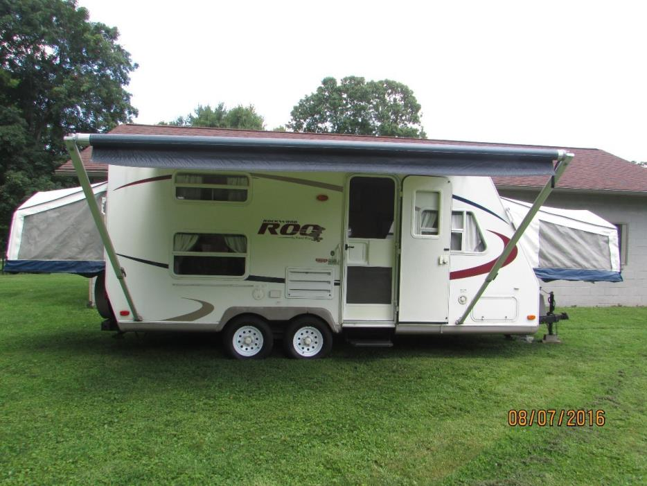 2005 Forest River Rockwood Roo M-21