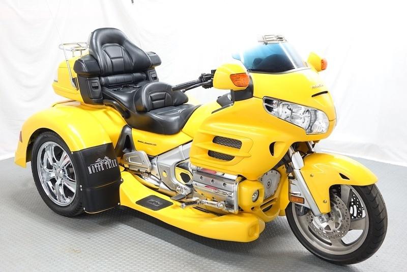 2002 Motor Trike Gold Wing Premium Audio