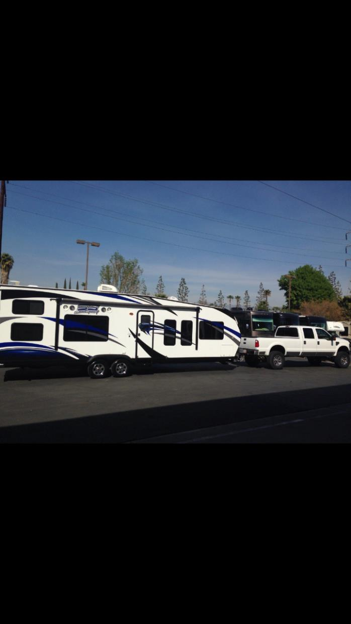 2014 Pacific Coachworks Sandsport 27FBSL