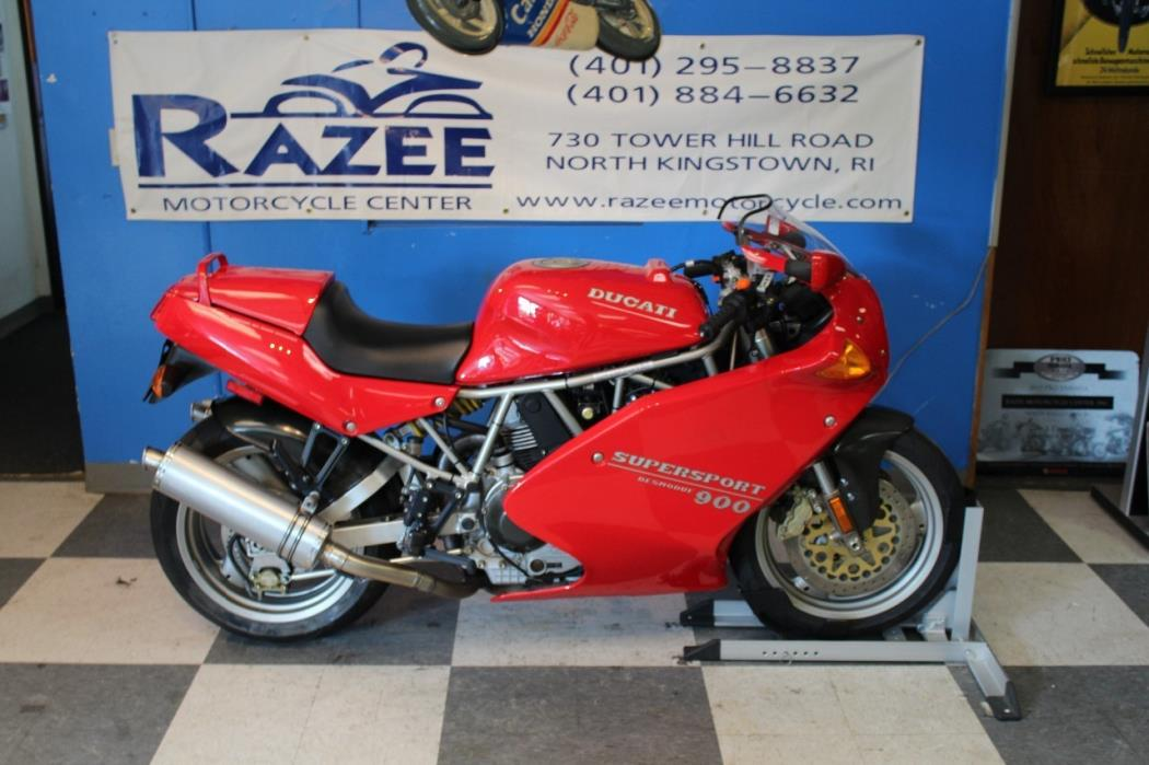 ducati 900 ss sp motorcycles for sale in rhode island. Black Bedroom Furniture Sets. Home Design Ideas