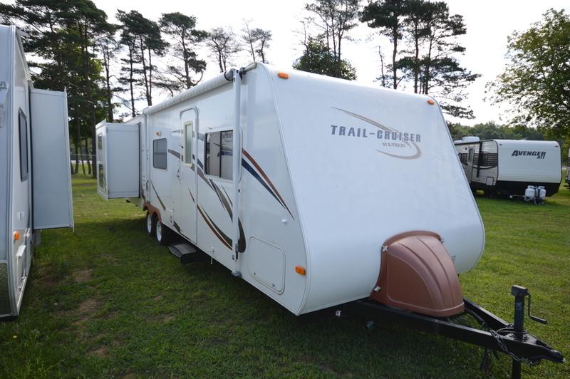 2009 R-Vision Trail-Cruiser 29BHDS