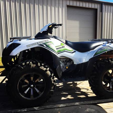 2015 Kawasaki Brute Force 750 4X4I EPS