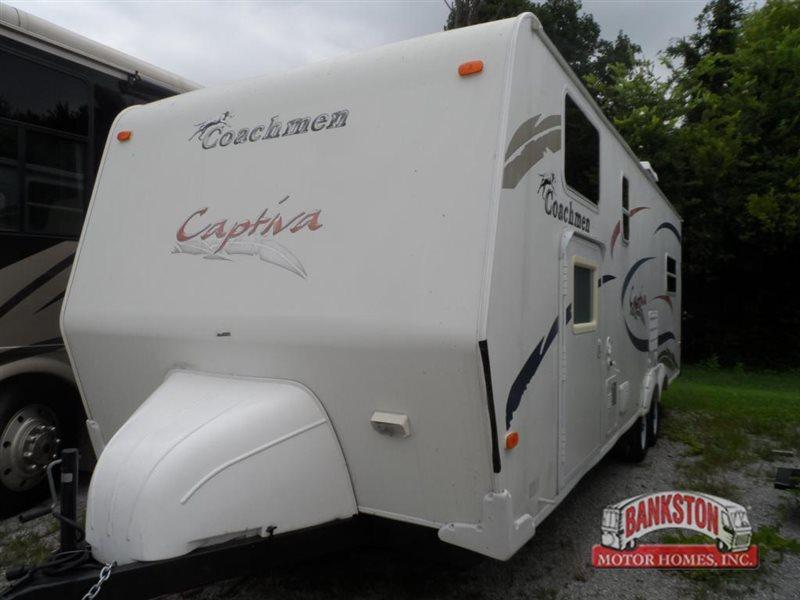2006 Coachmen Rv Captiva 265EX