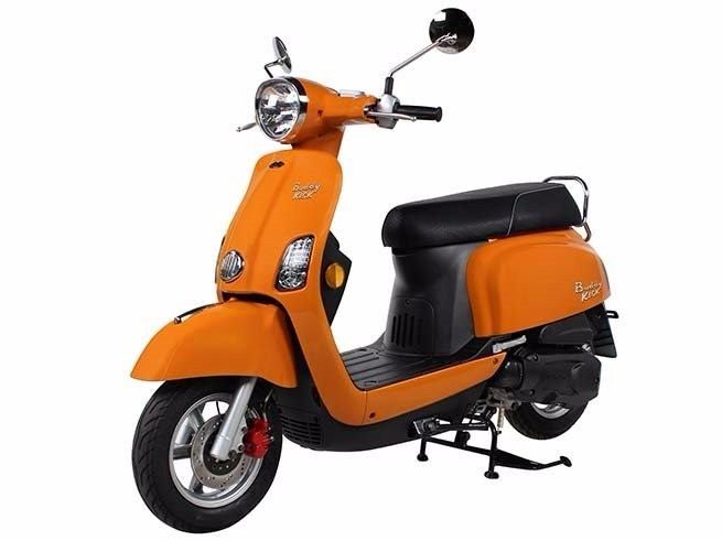 2016 Genuine Scooter Company Buddy Kick