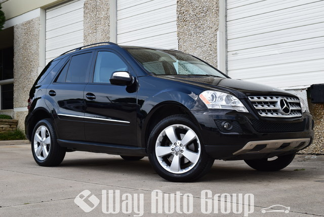 2009 Mercedes-Benz Ml350 Premium Package Dvd Pickup Truck