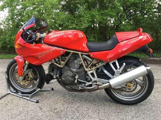 Ducati Hypermotard  Craigslist