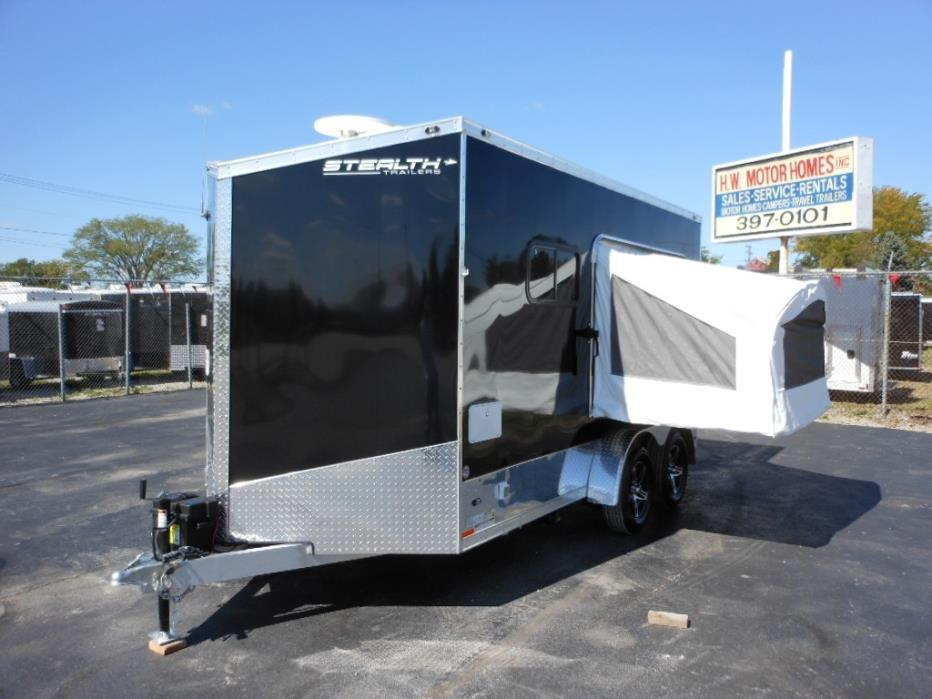 2017 Stealth NORTHWOOD -Tent End - 714
