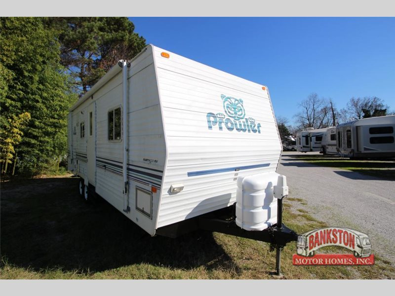 2001 Fleetwood Rv Prowler 27H