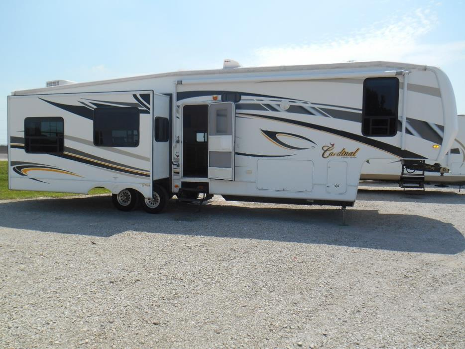 Forest River Cardinal 3625rt rvs for sale