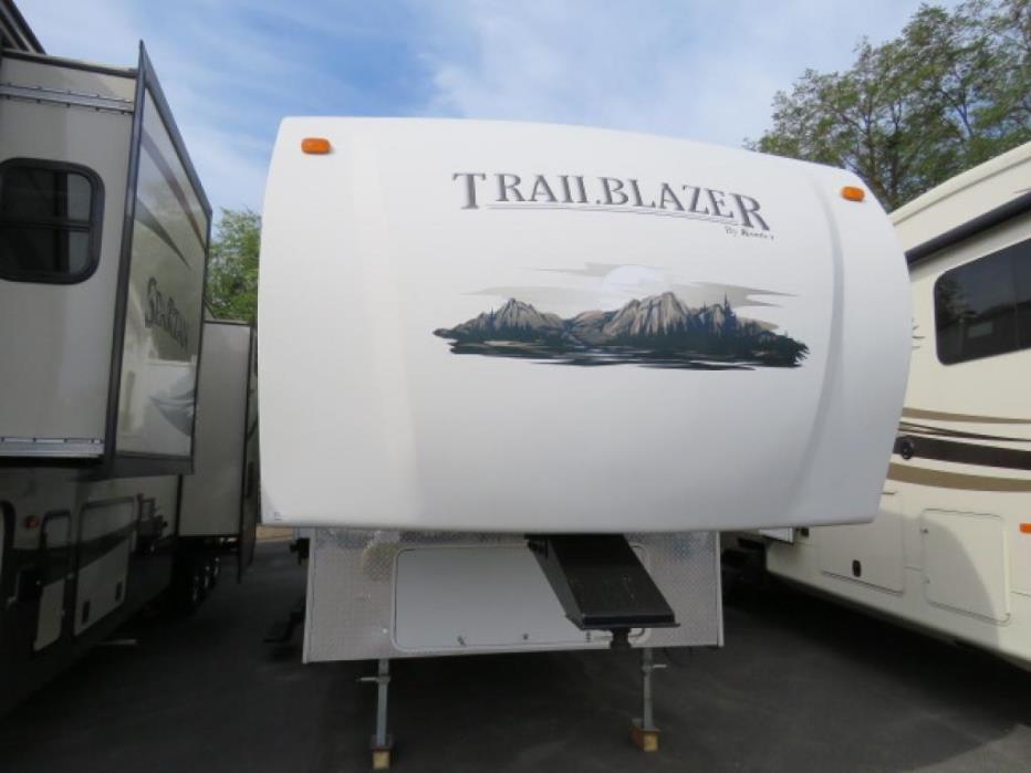 2008 Komfort Trailblazer 253FS