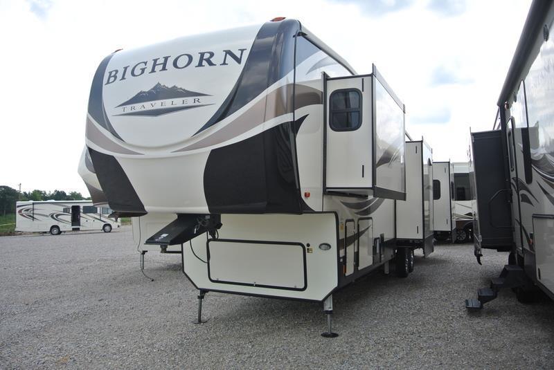 2017 Heartland Rv Bighorn Traveler 39RD