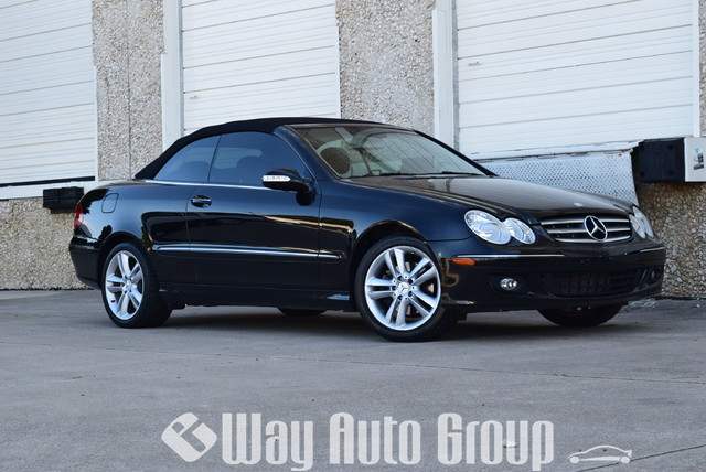 2006 Mercedes-Benz Clk350 Pickup Truck