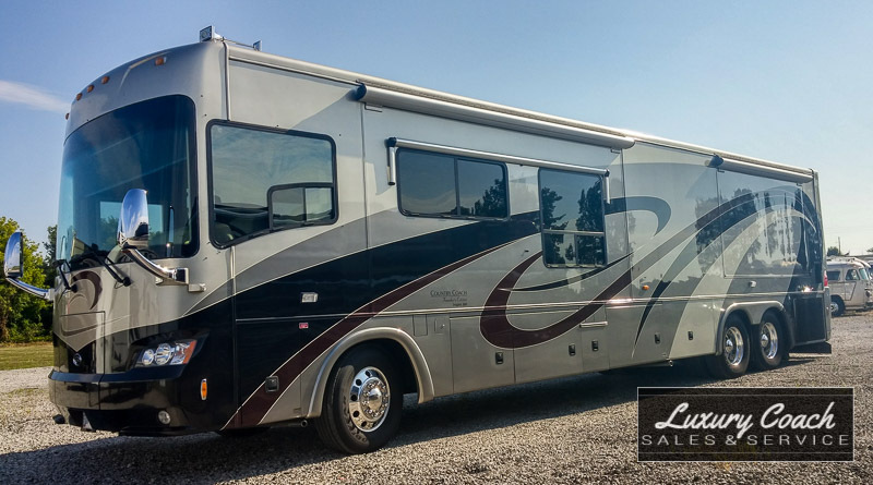 2008 Country Coach INSPIRE 360
