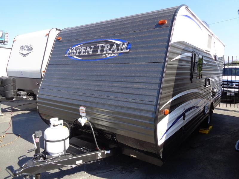 2017 Dutchmen Aspen Trail 1600RB