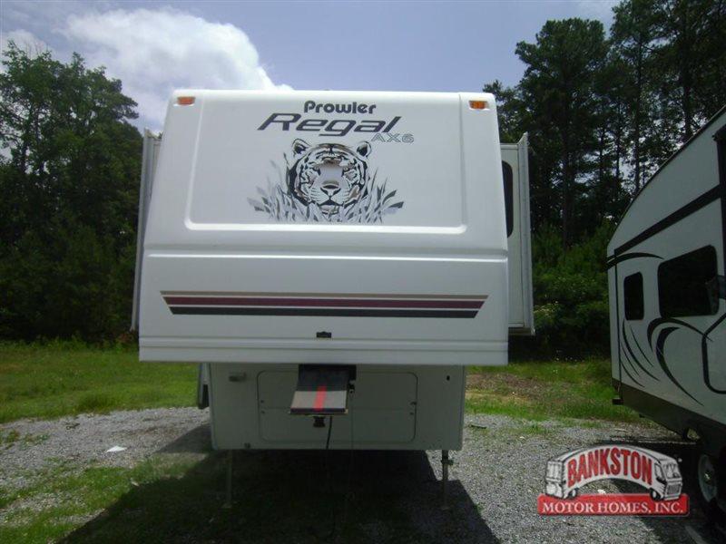 2004 Fleetwood Rv Prowler 365FL
