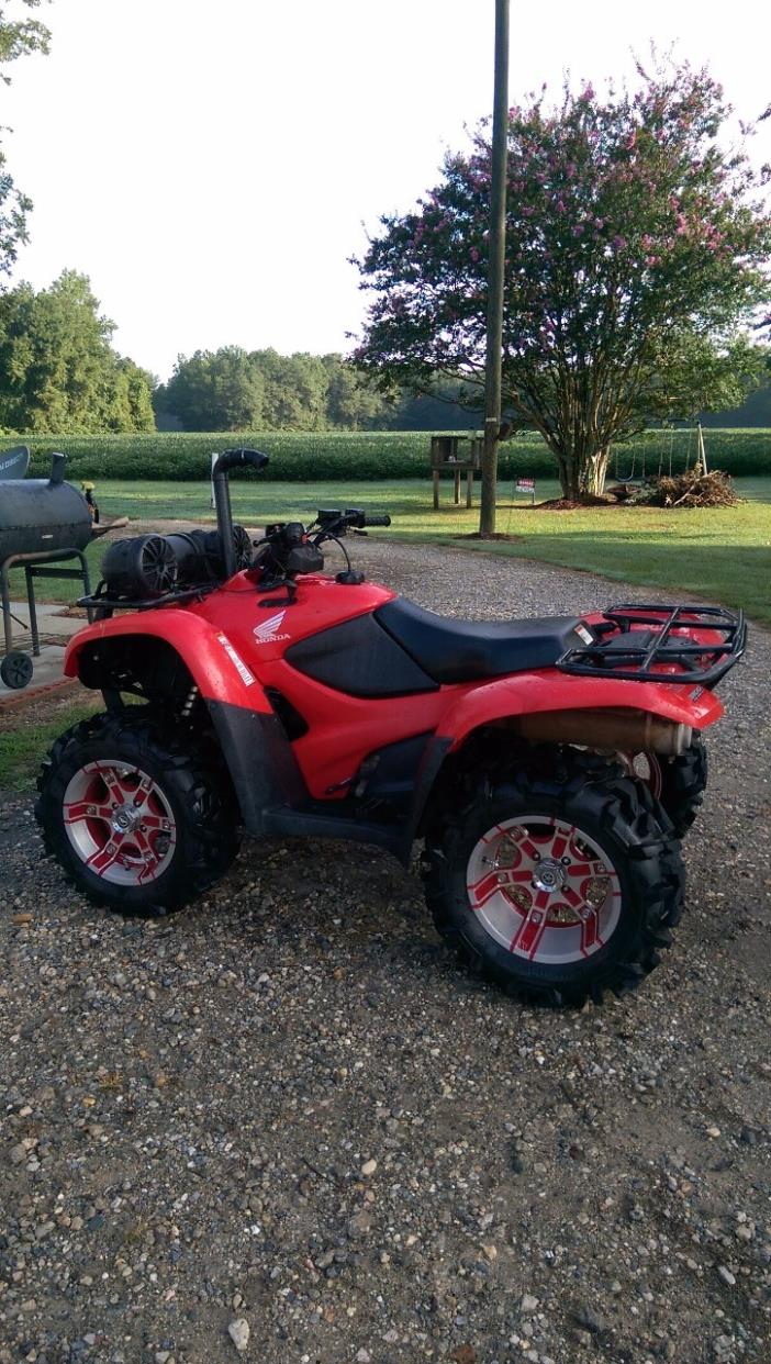 2013 Honda Fourtrax Rancher 4X4 AT