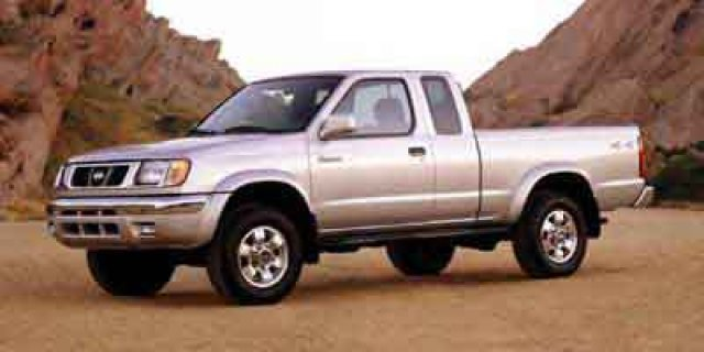 2000 Nissan Frontier 2wd Pickup Truck