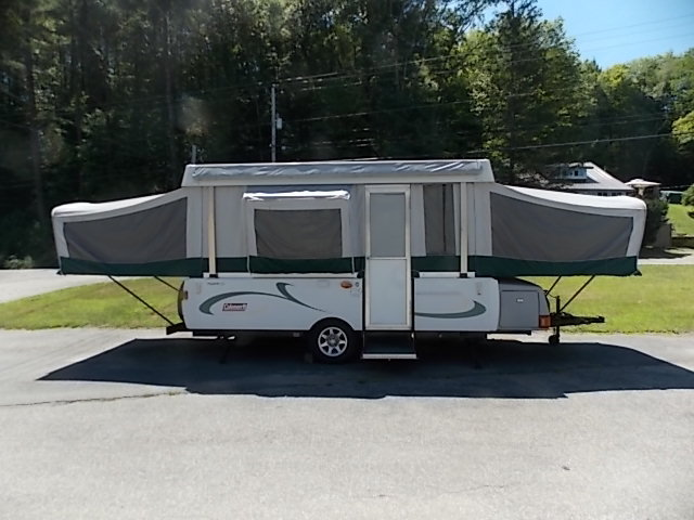 2011 Coleman BAYSIDE Cp
