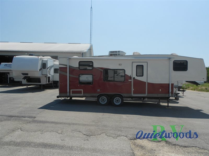 1997 Fleetwood Rv Terry 27bh