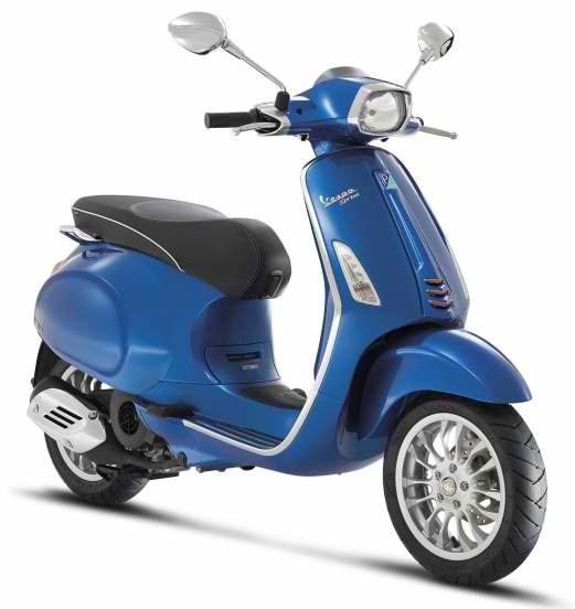 vespa sprint 150 motorcycles for sale in missouri. Black Bedroom Furniture Sets. Home Design Ideas