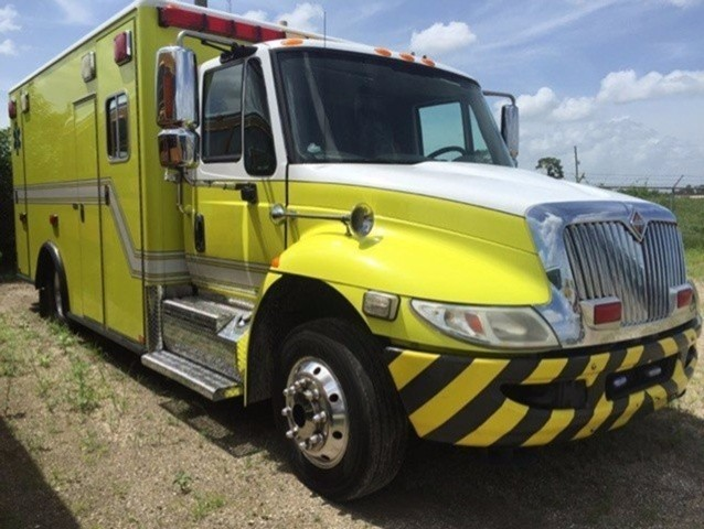 2009 International 4300 Ambulance