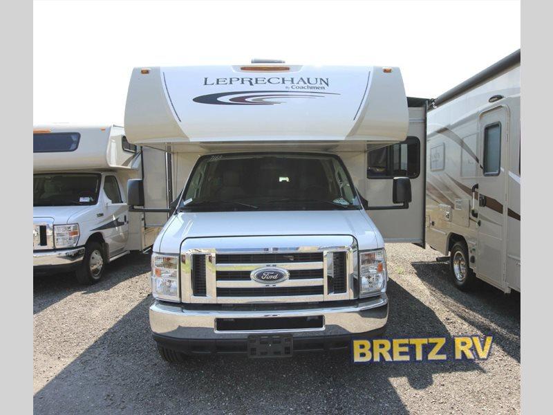 2017 Coachmen Rv Leprechaun 240FS
