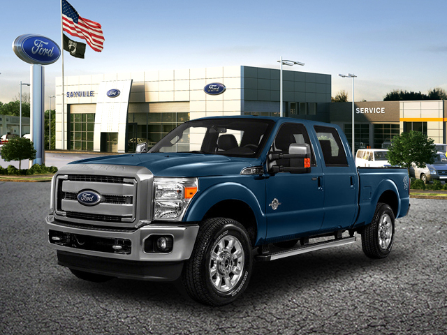 2016 Ford Super Duty F-250 Srw  Crew Cab